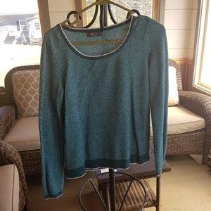 TheNorthFace green long sleeve sweater size Medium